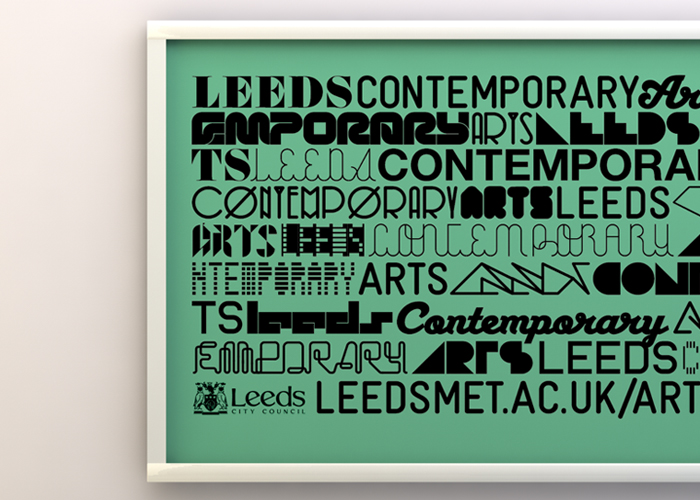 LEEDS CONTEMPORARY ART